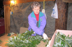 Wholesale Fraser Fir Wreaths and Garland